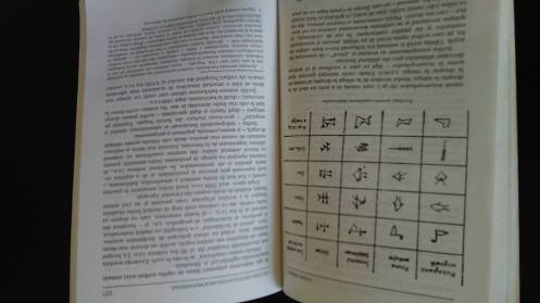 Cuneiform and other encripted language franca..Antiquity
